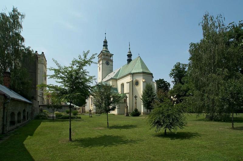 Церковь святого Якова (Kostel svatého Jakuba Většího)