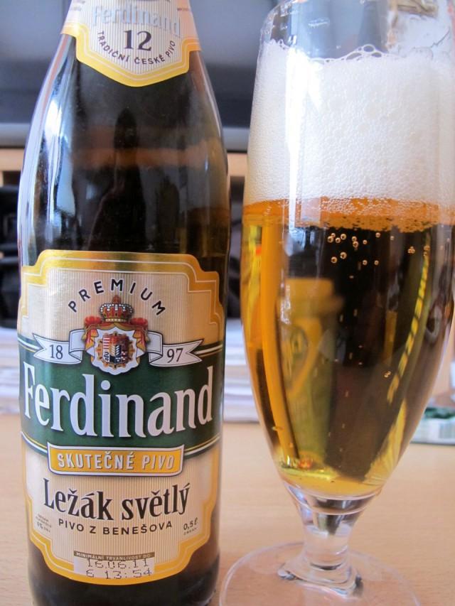 Пиво Ferdinand