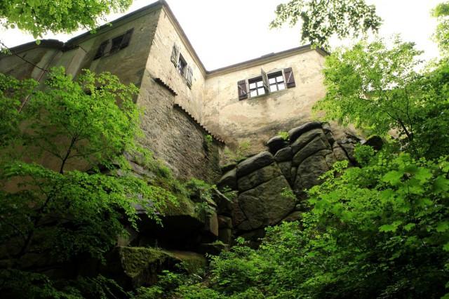 Замок Роштейн (Roštejn)