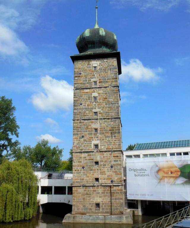 Шитковская водонапорная башня (Šitkovská vodárenská věž)