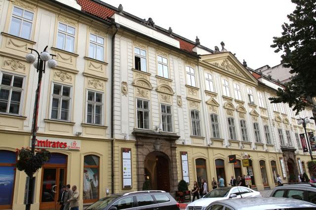 Славянский дом (Slovanský dům)