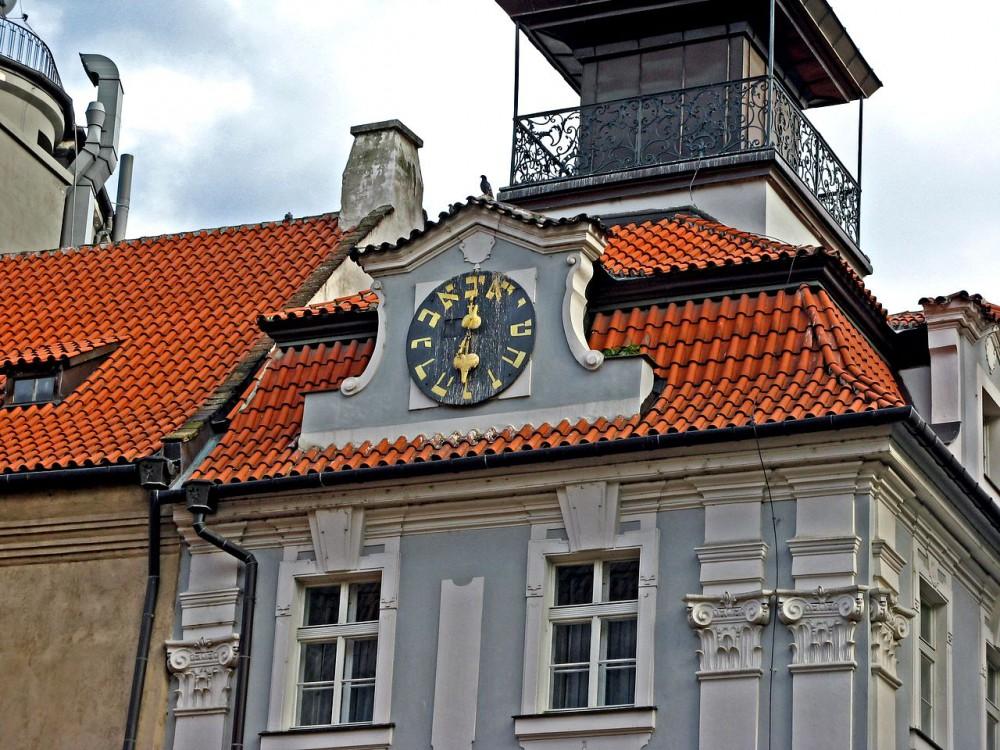 Еврейские часы