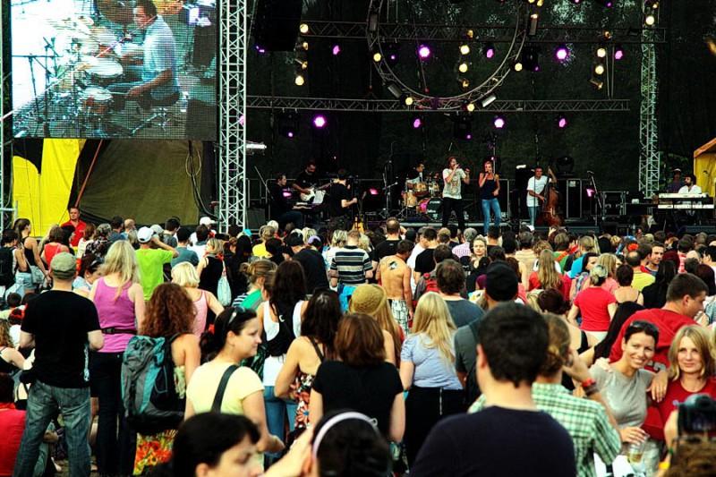 Музыкальный фестиваль в Бенешове