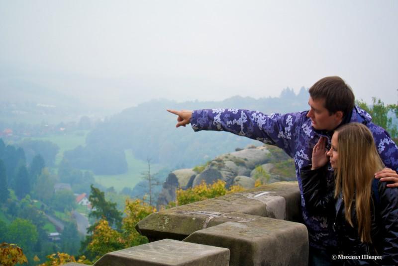 Красоты Чешского Рая