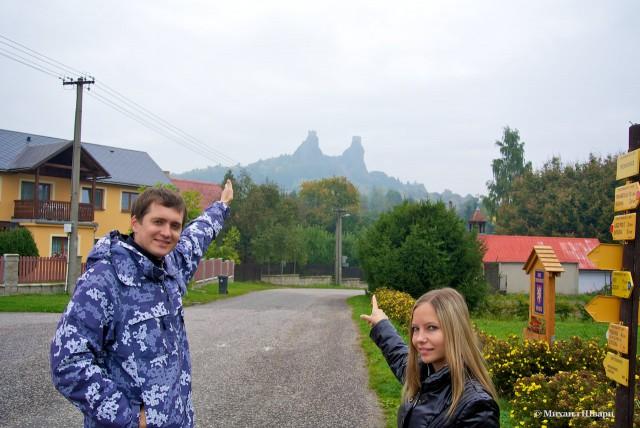 Замок Троски