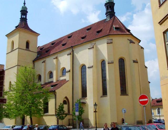 Церковь святого Гаштала (Kostel svatého Haštala)