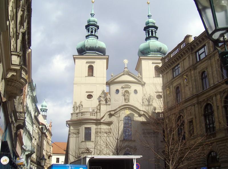 Церковь Святого Гавла (Kostel svatého Havla)