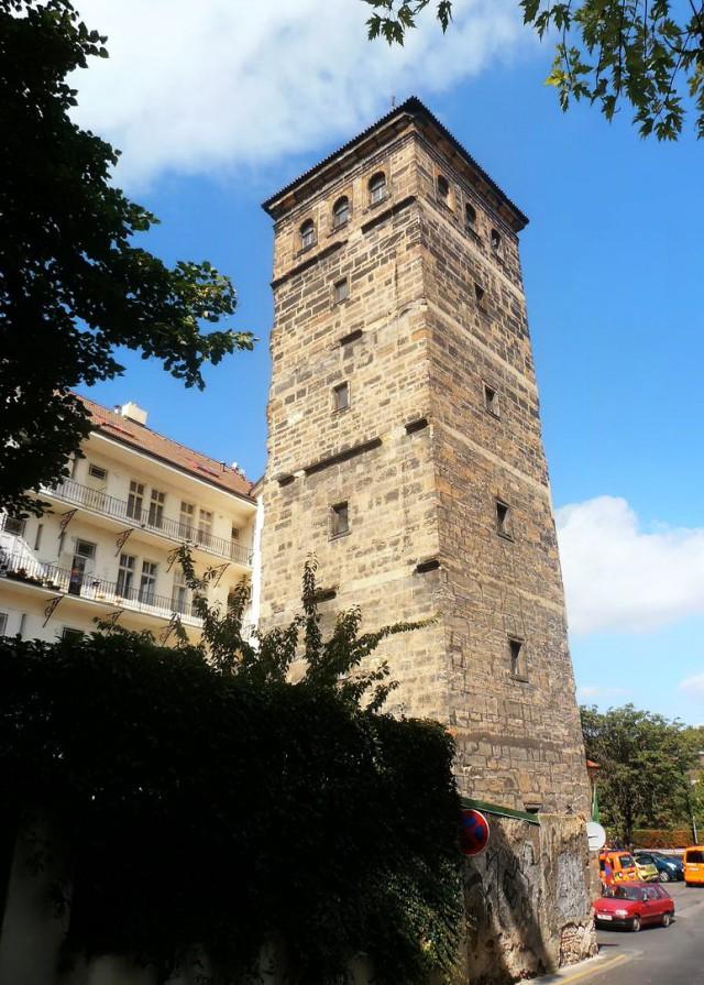 Архитектура башни