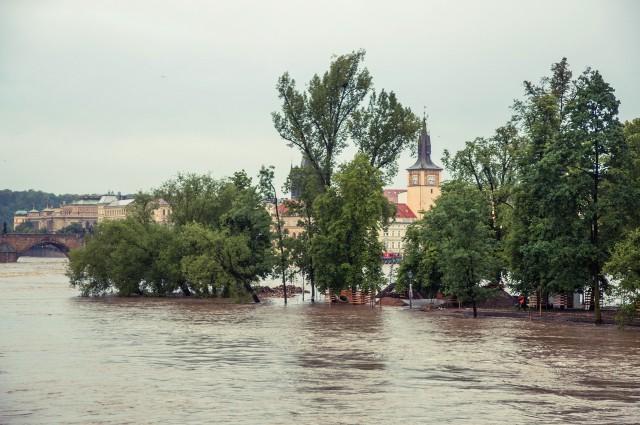 Наводнение 2003 г.