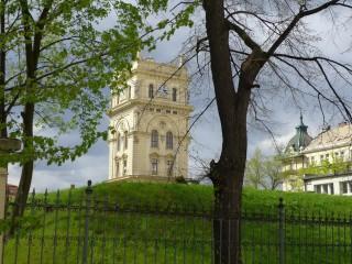 Виноградская водонапорная башня