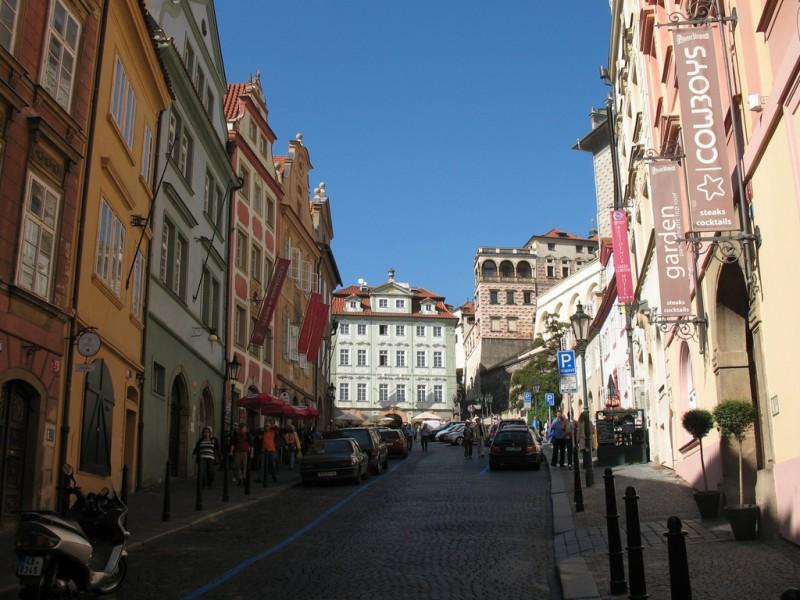Нерудова улица