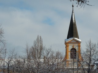 Костел святого Вацлава в районе Нусле
