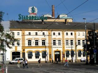 Завод Старопрамен