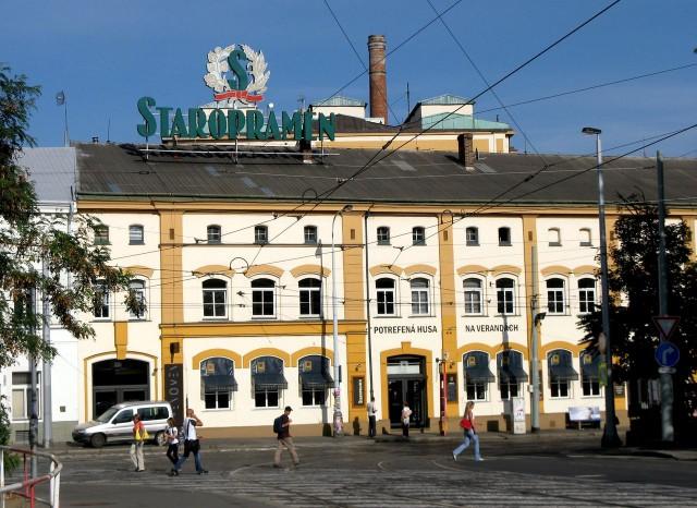 Старопраменский пивоваренный завод – современное производство с историческими традициями