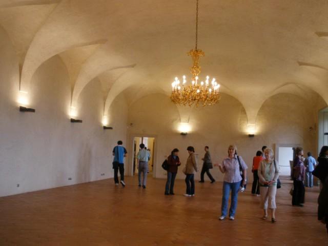 Рожмберкский зал