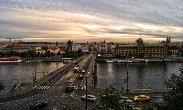 Штефаников мост (Štefánikův most)