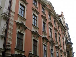 «У Сикстов» – старинный мещанский дом