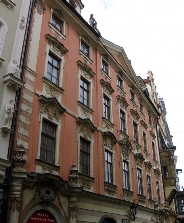 Сикстов дом  в Праге