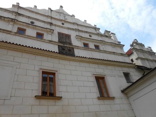Тун-Гогенштейнский дворец (Thun-Hohenštejnský palác)