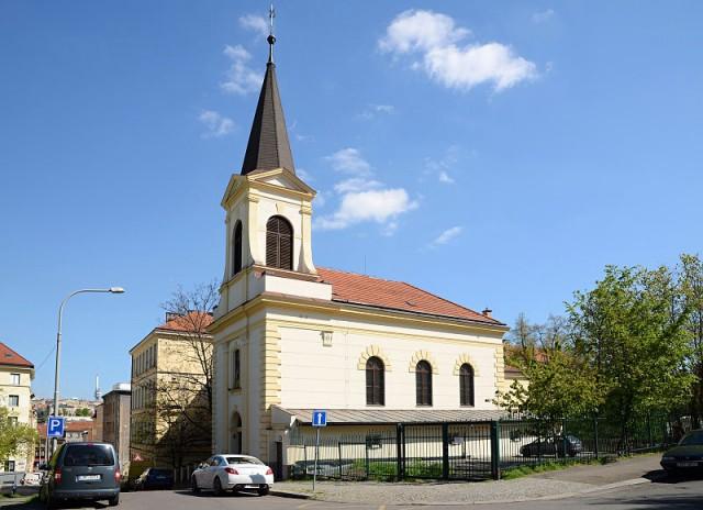Костел святого Вацлава в Нуслях (Кostel sv. Václava v Nuslích)