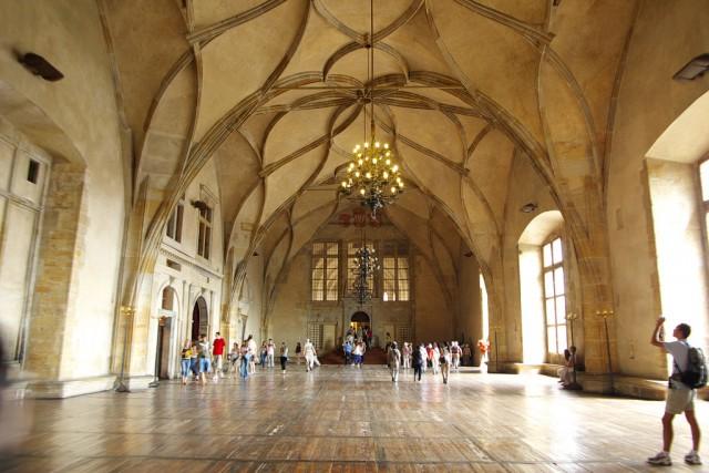 Владиславский зал (Vladislavský sál)