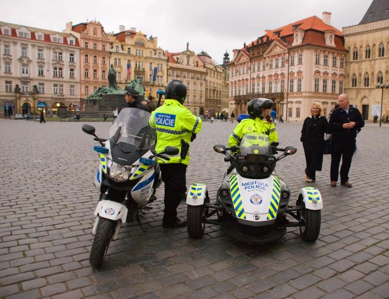 Чешская полиция