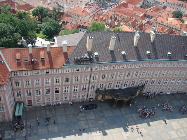 Президентский балкон (Presidentský balkon)