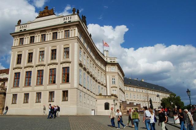Новый Королевский дворец (Nový královský palác)