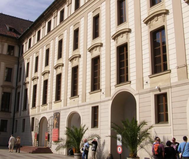 Художественная галерея  Пражского града (Obrazárna Pražského hradu)