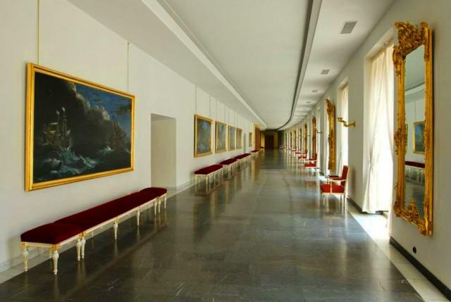 Широкий коридор (Široká chodba)