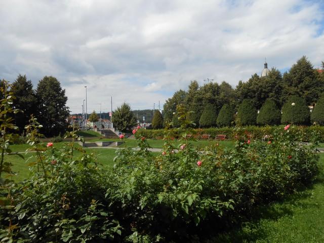Сады и парки Праги