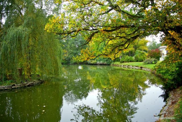 Осень в парке Леднице