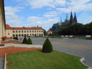 Школа верховой езды Пражского Града