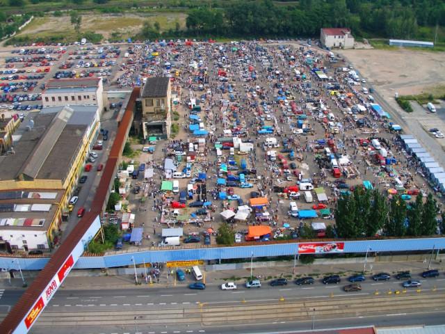 Блошиный рынок на Колбенке (Bleších Trhů na Kolbence)
