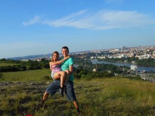 Прогулки по Праге вдали от туристических маршрутов
