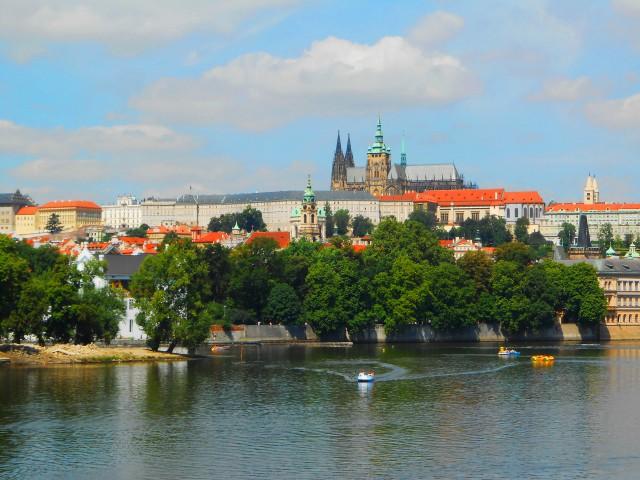 Нетуристическая Прага