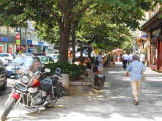 Улица На Пршикопе