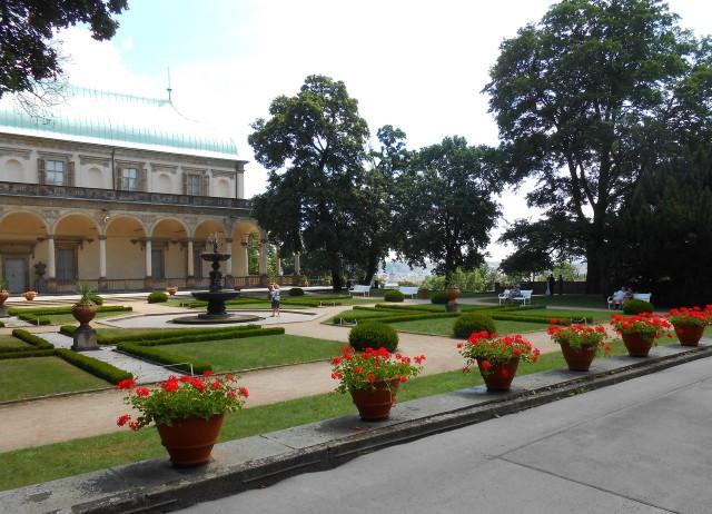 Королевский сад (Královská zahrada)