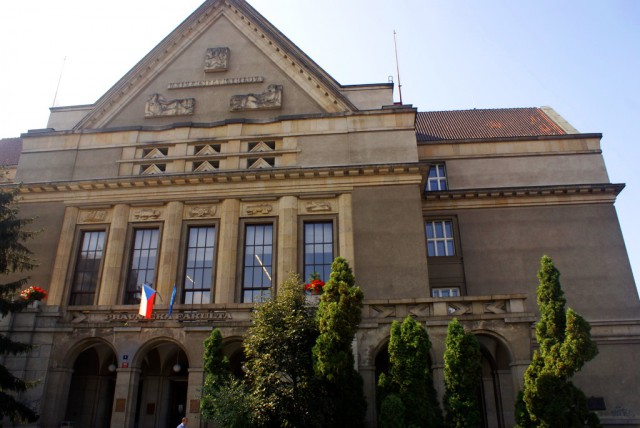 Карлов университет в Праге (Karlova univerzita)