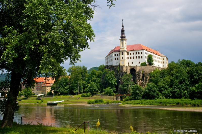 Дечинский замок (Děčínský zámek)
