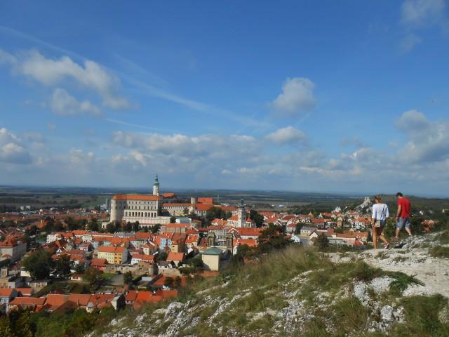 Чешский город Микулов