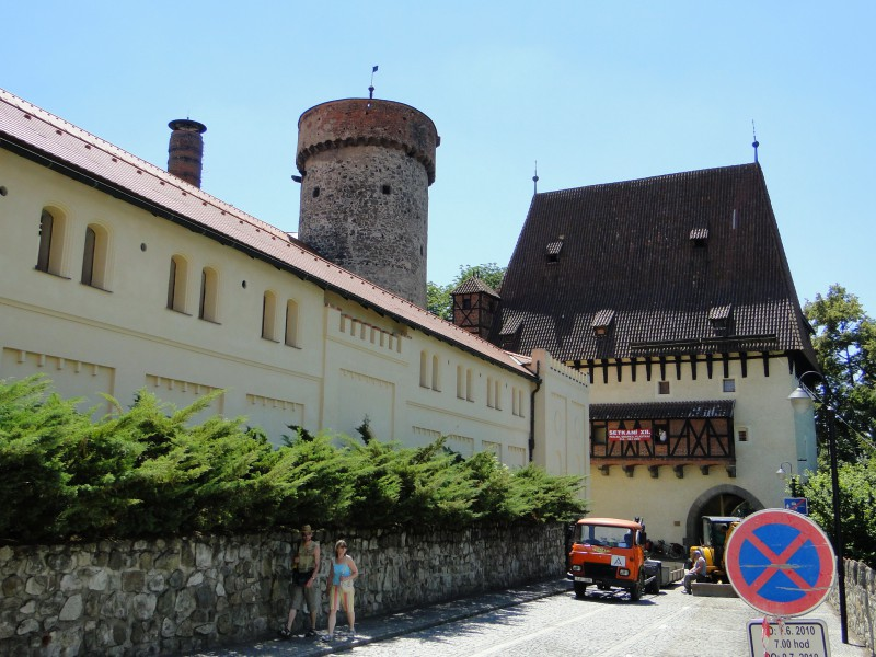 Замок Котнов (Hrad Kotnov)