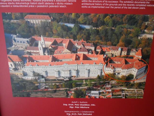 Лобковицкий дворец  на плане