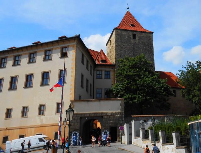 Дворец Лобковицов