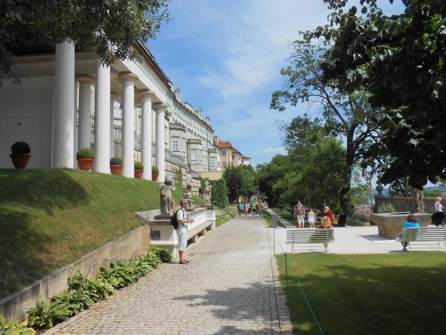 Сад На Валах (Zahrada Na Valech)