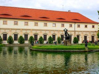 Вальдштейнский Манеж – выставочный зал Национальной галереи