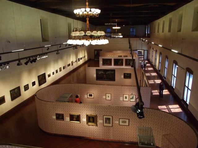 Выставочный зал Национальной галереи
