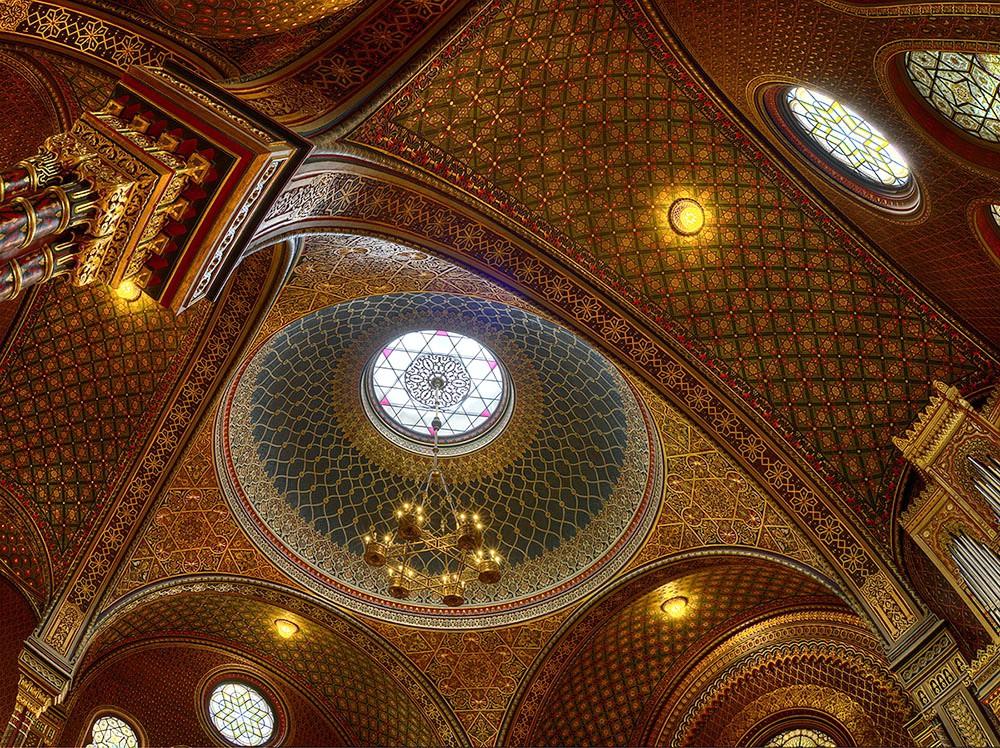 Купол синагоги