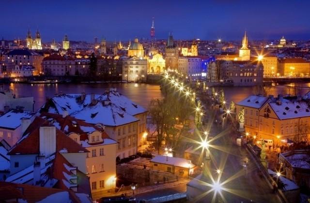 Декабрь в Праге
