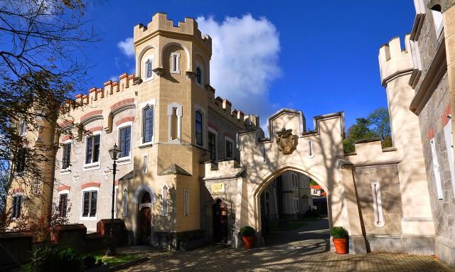 Замок-отель Štekl 4*